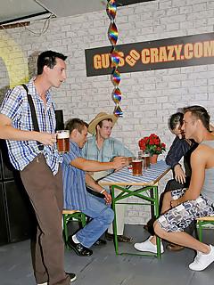 Gay Party Porn